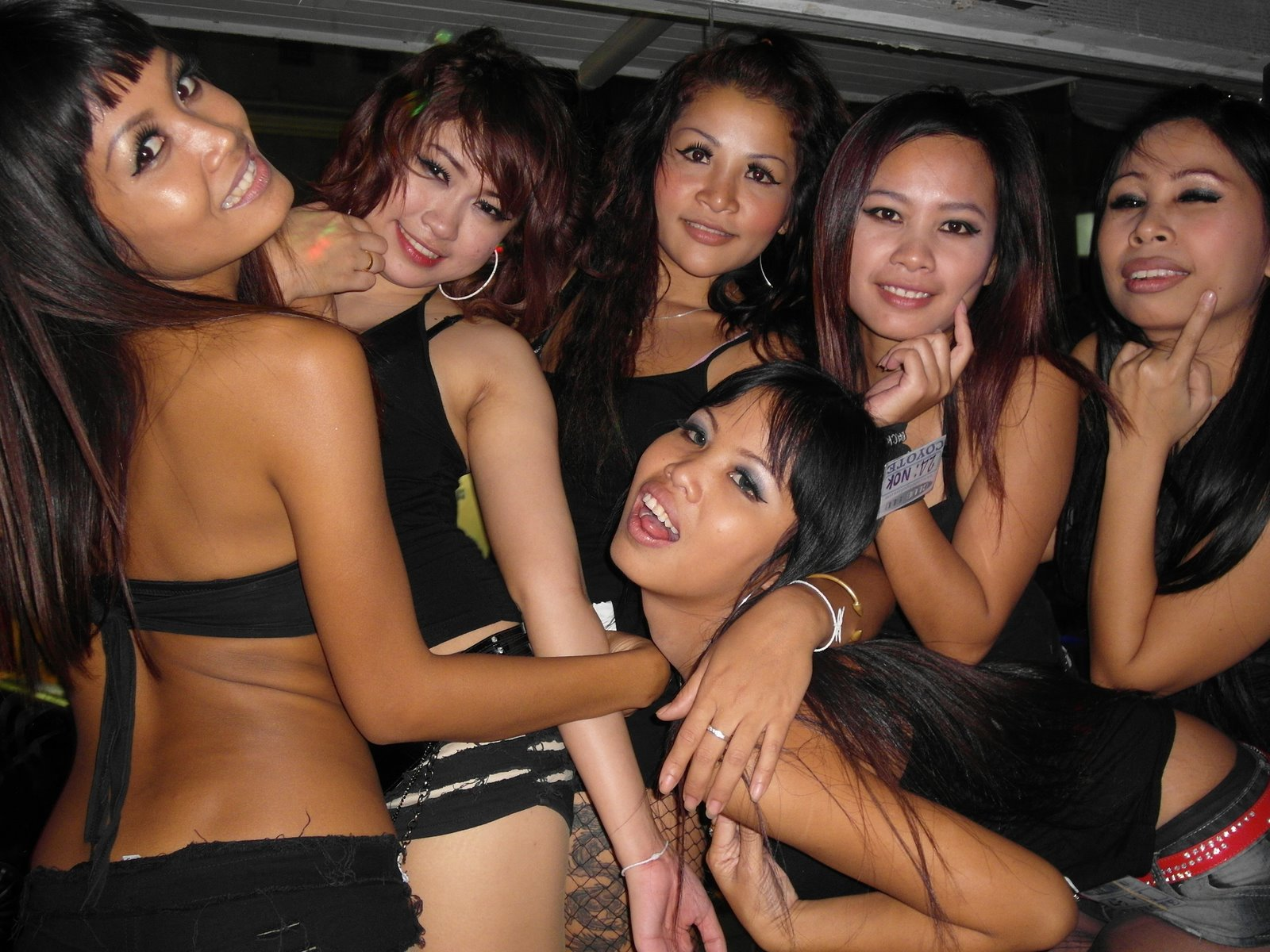 going to thialand sex workers stds