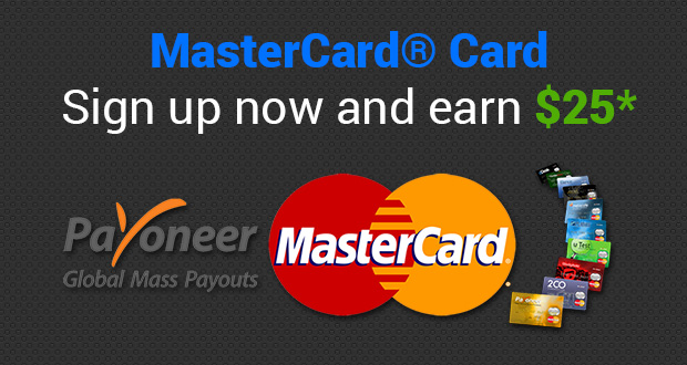 Best credit card in the world, earn 25 dollars commission