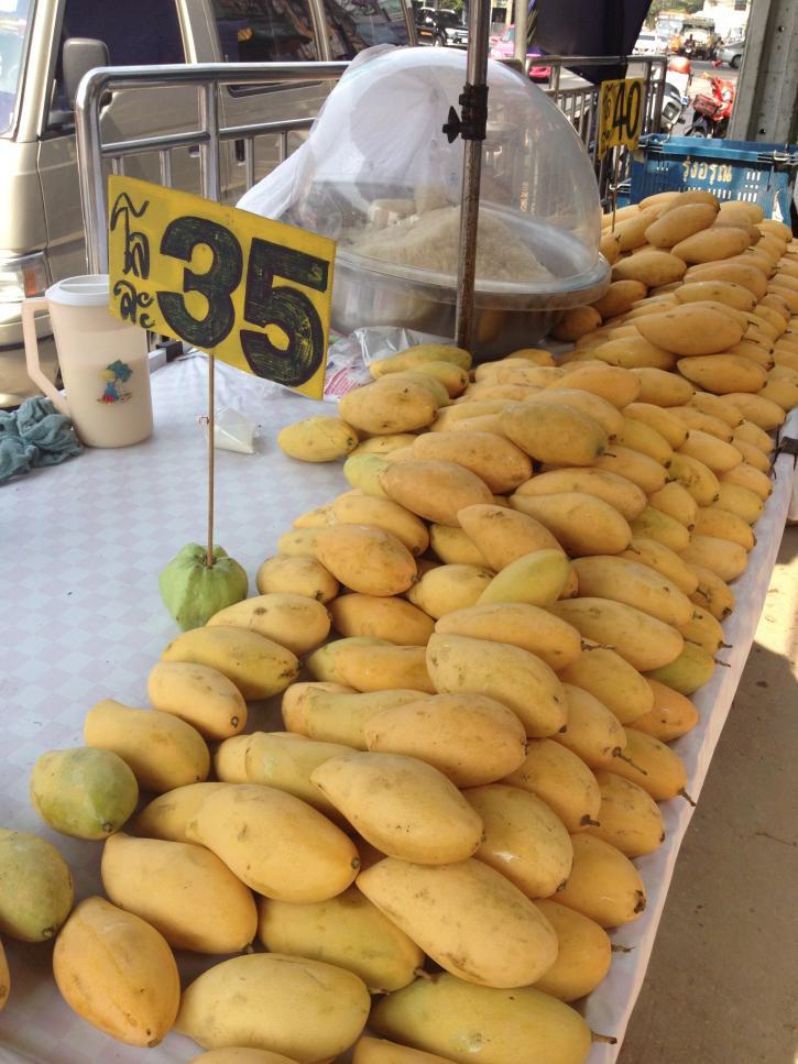 mango in thailand