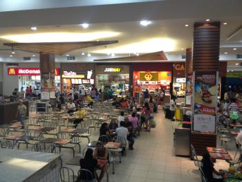 Goiania Shopping mall