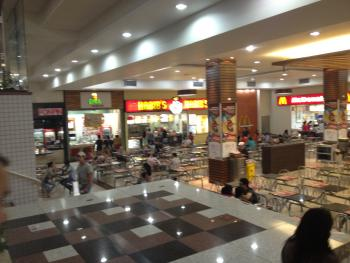Goiania Shopping mall